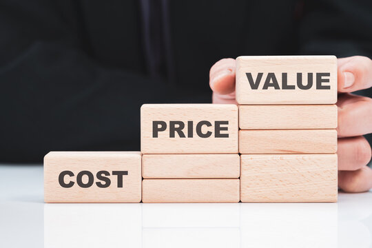 Product Price, Cost and Value Comparison