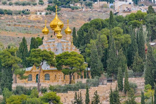 Mary Magdalene Church, Jerusalem