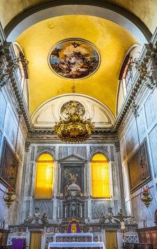 Church of Angelo San Raffaele Venice Italy