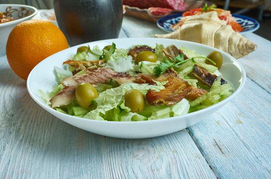 Spring Veggie Tuna Salad