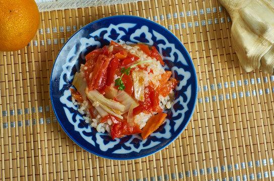 Chinese Xiangxi Fried Rice