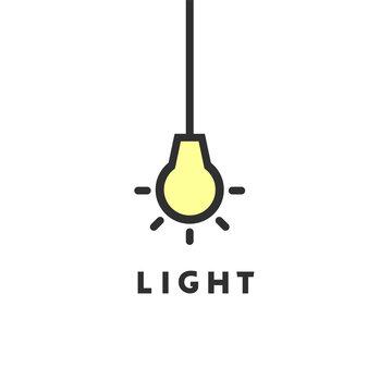 Design of flat light