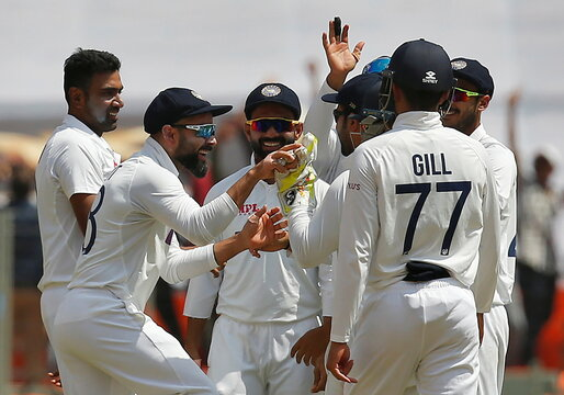 Cricket - Fourth Test - India vs England