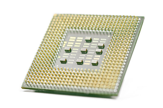 CPU, central processor unit, isolated