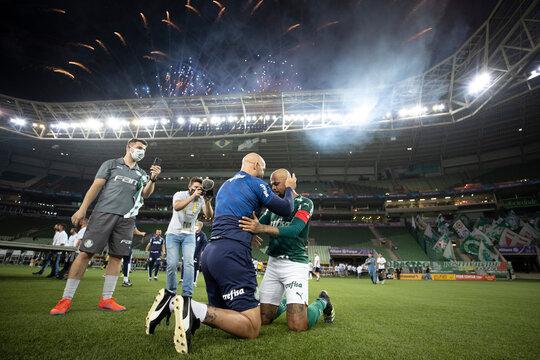 2021 Brazilian Cup Final 2nd Leg Palmeiras v Gremio March 7th