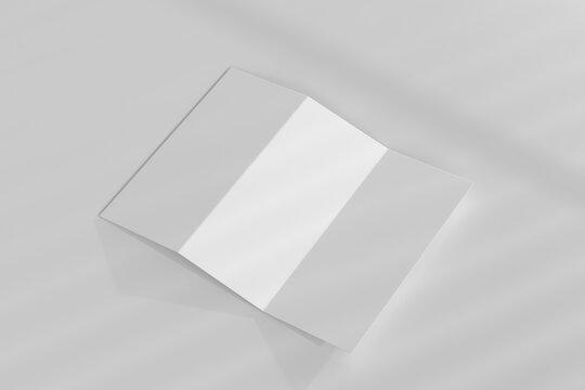 DL Size Bi-Fold Borchure