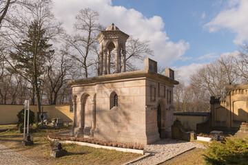 Fototapeta Kaplica Grobu Bożego w mieście Żagań. obraz