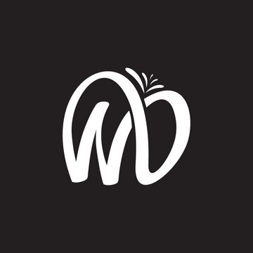 initials and the WB logo for identification