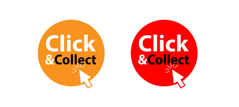 Click and Collect Button