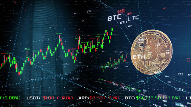 Cryptocurrency and bitcoin trading