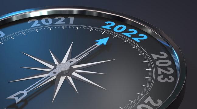 2022 - Moderner Kompass