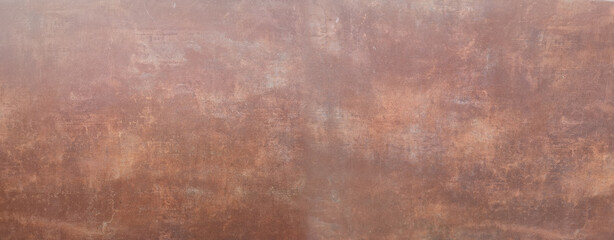 copper plate texture metal pattern surface background design with a circular texture Aged plate...