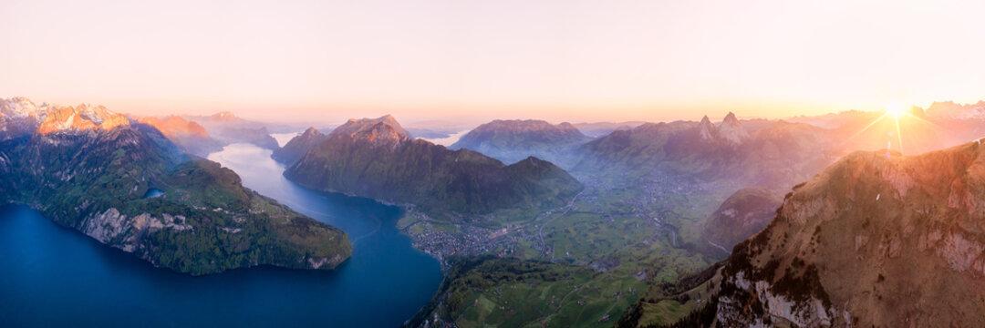Central Switzerland Panorama