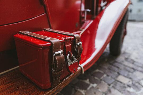 Massive details on convertible