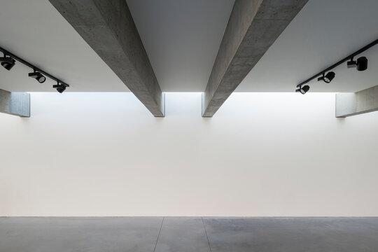 minimalist space