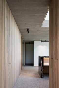 corridor in office