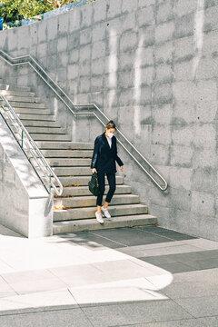 Entrepreneur woman
