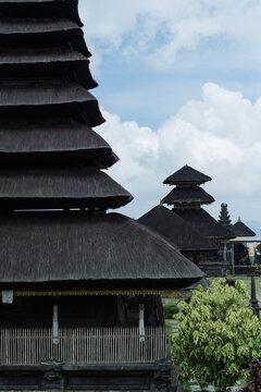 Asian Temple Pagoda