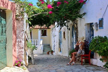 Fototapeta Korfu