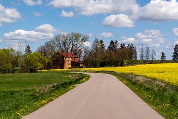 Wiosna na Podlasiu, Polska