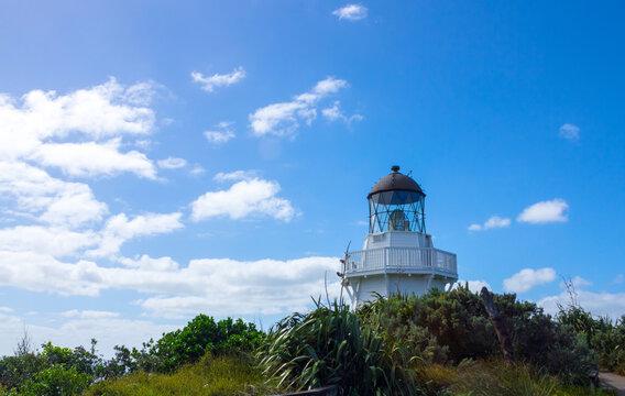 Manukau Heads Lighthouse, Awhitu Lighthouse, Auckland New Zealand