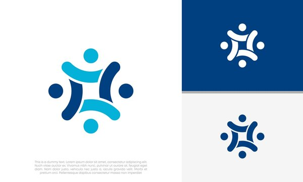 Human Resources Consulting Company, Global Community Logo