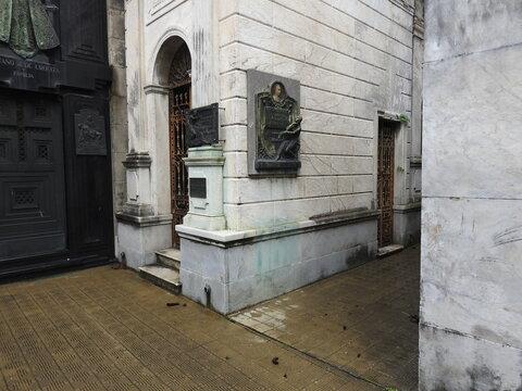 Mausoleum Of Rigoletto Cemetery