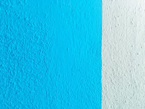 Blue Background Close Up