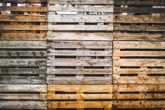 Pallets Texture Grunge Copy Space Wooden Background Warehouse Wallpaper .