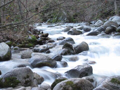 Brandy Creek in Whiskeytown National Park