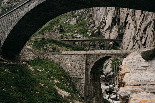 View Of Arch Bridges