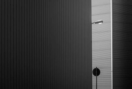 Full Frame Shot Of Metal Grate Against Wall