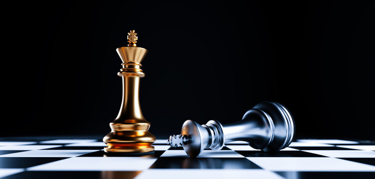 Chess game win and lose