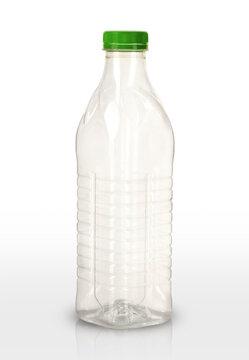 a large bottle of orange juice