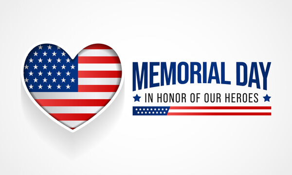 Memorial Day is observed each year in May. it is a federal holiday in the United States for honoring and mourning the military personnel who have died in the performance of their military duties.