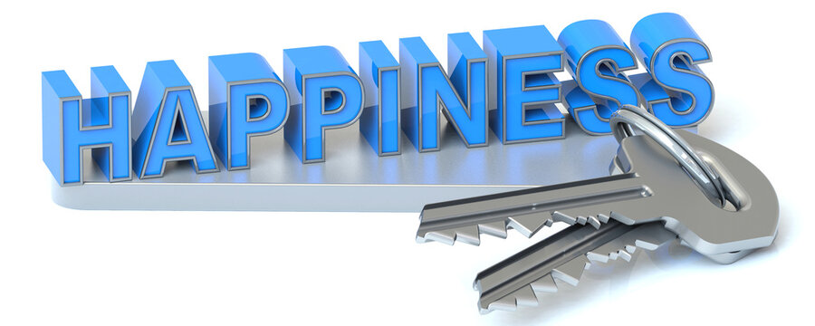 happiness schlüssel