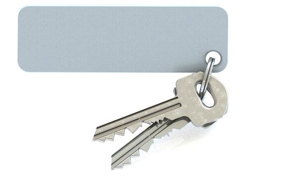 zwei schlüssel