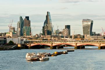 Fototapeta London skyline