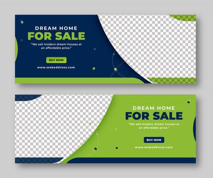 social media cover vector templates fully editable, advertising design, social media banner post