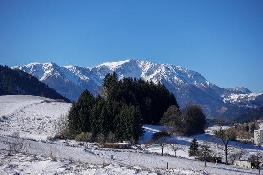 Schneeberg, Puchberg am Schneeberg, Niederösterreich, Österreich