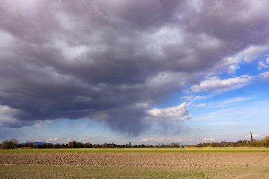 Wirbelsturm, Tornado, Sturm, Unwetter