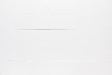 Obraz Białe tło z desek - fototapety do salonu
