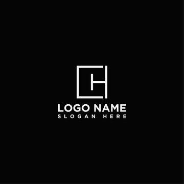 ch letter logo image