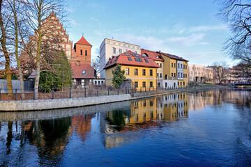 Wenecja Bydgoska- Bydgoszcz, Polska.