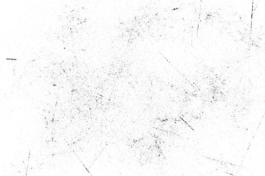 Grunge white and black wall background.Abstract black and white gritty grunge background.black and white rough vintage distress background.