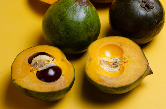 Lucuma, fruit of the andes