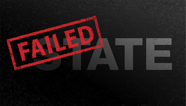 Failed State without basic functions of government