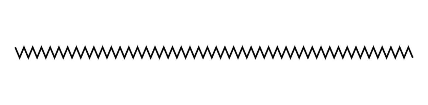 Wavy, zig-zag, criss-cross lines, stripes vector element