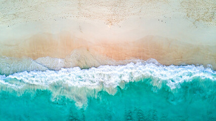 abstract watercolor background ocean blue water
