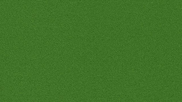 top view 3d green grass field background